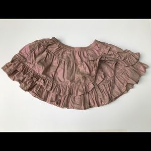 NWT Paper Wings Voile Skirt sz 4